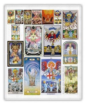 juicio final tarot y arcano