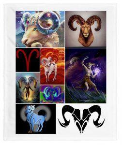 imagen de horoscopo de aries
