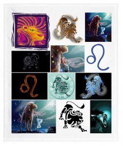 simbolo Leo en horoscopo