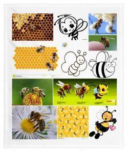 formas de soñar con abejas y panales