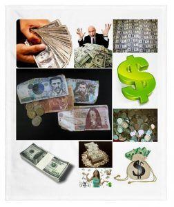 soñar con dinero, que significa
