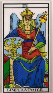 arcano emperatriz